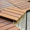 Быстрый ремонт: деревянная плитка
