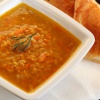 Готовим суп из чечевицы