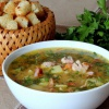 Как приготовить гороховый суп в мультиварке