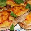 Мясо с ананасами - рецепт для праздничного стола