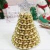 Как сделать новогоднюю елку из конфет