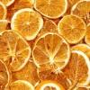 Как быстро просушить апельсины для украшения