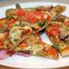 Простой рецепт пиццы с грибами