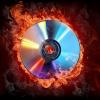 Как записать образ на CD или DVD диск в Windows XP