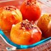 Как приготовить яблоки в микроволновке