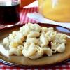 Как приготовить вкусные макароны с сыром
