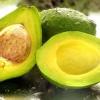 Натуральные маски из авокадо