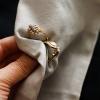 Как легко почистить золотые украшения