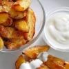 Вкуснейший гарнир- картошечка в соевом соусе