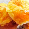 Слоеный сырный хлеб