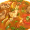 Как приготовить суп с говядиной