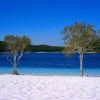 Какое озеро самое чистое в Австралии и в чем его особенности