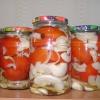Как приготовить томаты в желе с чесноком?