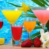 5 рецептов летних коктейлей