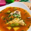 Как приготовить рыбный суп по-венгерски
