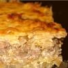 Капуста, запеченная с мясом