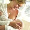 Правила кормления грудью ребенка