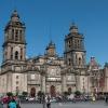 Как строился кафедральный  собор в Мексике