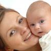 Почему привлекательны молодые мамы