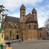 Достопримечательности Голландии: базилика Синт-Сервас в городе Маастрихт