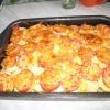 Овощное рагу в духовке.