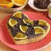 Как приготовить постный апельсиновый бисквит