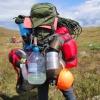 Как собрать туристический рюкзак
