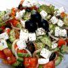 Как приготовить греческий салат за 10 минут