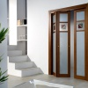 Межкомнатные двери: складные конструкции