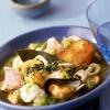 Готовим средиземноморский рыбный суп