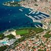 Лучшие курорты Хорватии: Средняя Далмация