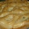 Как приготовить вкусный пирог с брынзой и укропом