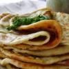 Готовим хачапури со шпинатом и сыром