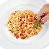 Как приготовить спагетти с томатным соусом и креветками