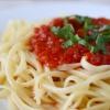 Как приготовить пасту  с томатно-овощным соусом