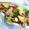 Готовим оригинальный салат из авокадо