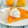 Шарлотка абрикосовая