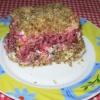 Готовим салат с сельдью «Тайна»