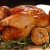 Фаршированный цыпленок
