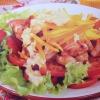 Как приготовить салат с индейкой