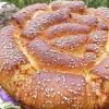 Итальянский хлеб с пармезаном и травами
