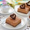Готовим вкусные шоколадно-творожные пирожные