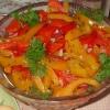 Рецепты салатов из сладкого болгарского перца
