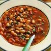 Как приготовить суп с белой и красной фасолью