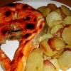 Готовим жареную треску с картофелем