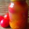 Как сделать консервированные помидоры на зиму с вкусным рассолом