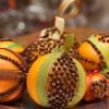 Как сделать ароматические шарики к Новому году