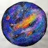 Мастер-класс: как нарисовать космос акварелью
