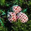 Как связать пасхальное яйцо