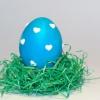 Как необычно украсить яйца на Пасху